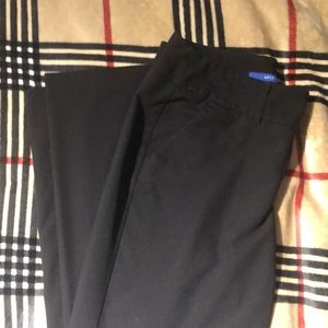 Black Apt. 9 Work Pants. Size 12